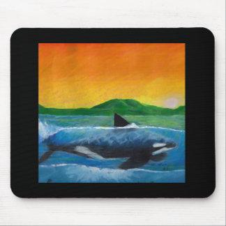 Orca Tapete De Raton