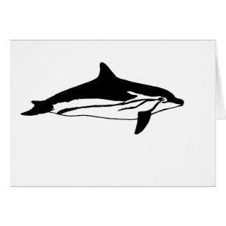 ORCA TARJETA DE FELICITACIÓN