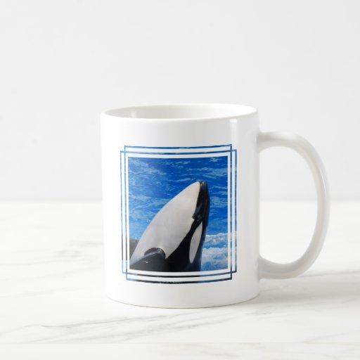 Orca Taza Básica Blanca