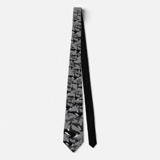 Orca Tie Killer Whale Necktie Save the Whales Gift