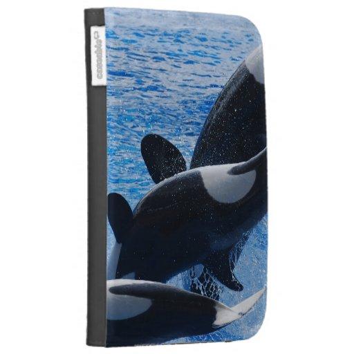 Orca Trio Kindle Case
