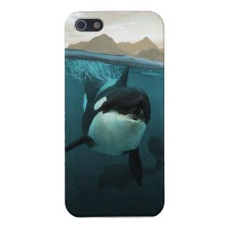 Orca underwater iPhone 5 covers