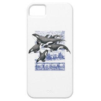 Orca Vintage Map II iPhone SE/5/5s Case