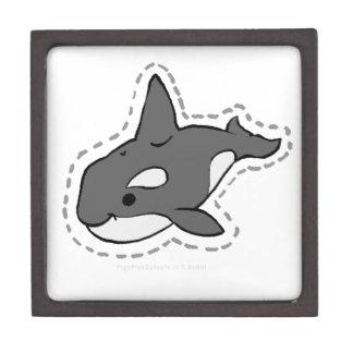 ORCA_WHALE CAJA DE JOYAS DE CALIDAD