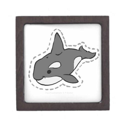 ORCA_WHALE CAJAS DE REGALO DE CALIDAD