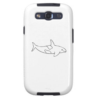 Orca Whale Samsung Galaxy S3 Covers