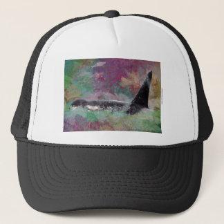 Orca Whale Fantasy Dream - I Love Whales Trucker Hat