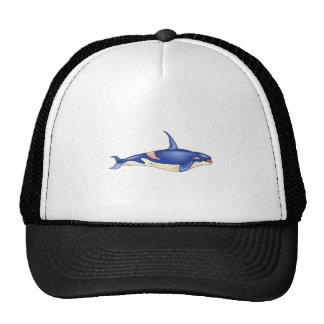 Orca Whale Hats