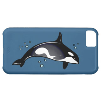 Orca Whale iPhone 5C Cover