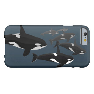 Orca Whale iPhone 6 Case Killer Whale Art Case