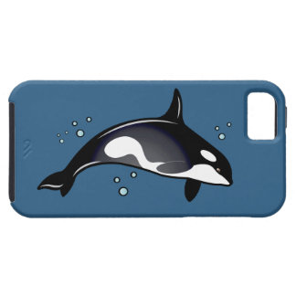 Orca Whale iPhone SE/5/5s Case