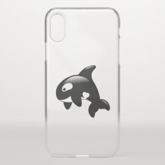 Orca Whale iPhone X Case
