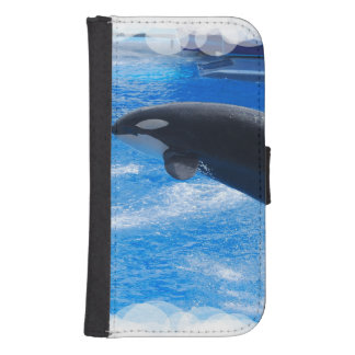 Orca Whale Galaxy S4 Wallet