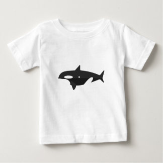 Orca Whale Primitive Style Baby T-Shirt