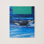 Orca Whale Showing Off Puzzle