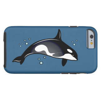 Orca Whale Tough iPhone 6 Case