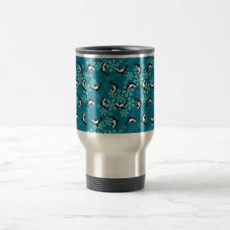 Orca Whale Travel Mug