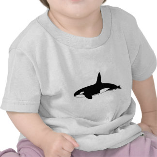 Orca Whale T-shirts