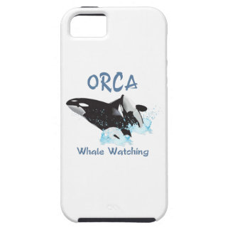 ORCA Whale Watching iPhone 5 Cover