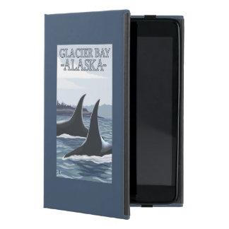 Orca Whales #1 - Glacier Bay, Alaska Covers For iPad Mini