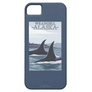 Orca Whales #1 - Wrangell, Alaska iPhone SE/5/5s Case