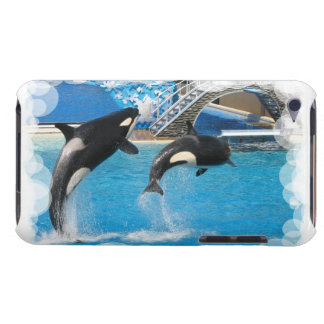 Orca Whales  iTouch Case iPod Case-Mate Case
