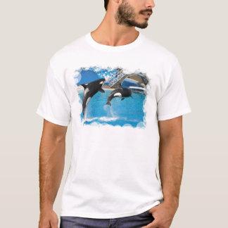Orca Whales Men's T-Shirt