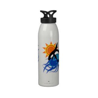 Orca Yin Yang Water Bottles