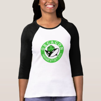 OrcaCon Ladies Logo Raglan shirt