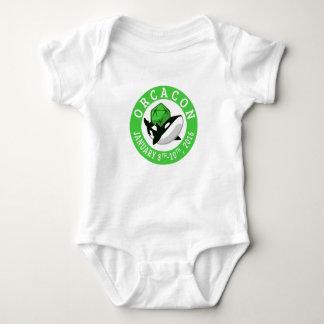 OrcaCon Logo Infant Creeper