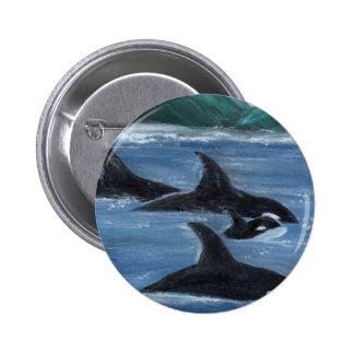 orcapod.png pinback button