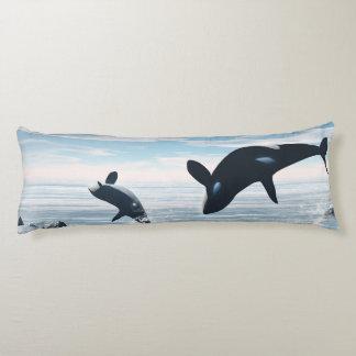 Orcas Cojin Cama