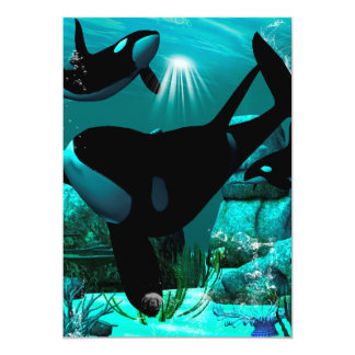 Orcas Card
