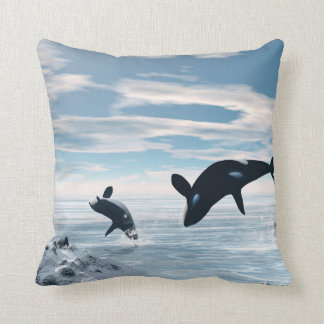 Orcas Almohadas