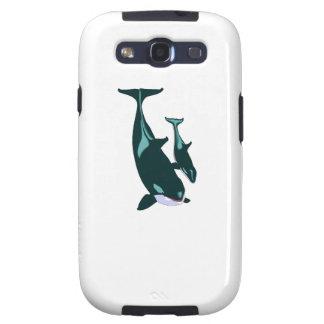 Orcas Samsung Galaxy S3 Fundas
