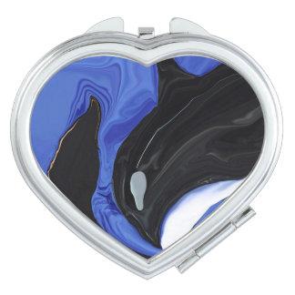 Orca's Graduation Vanity Mirror