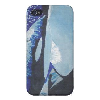 Orcas iPhone 4 Funda