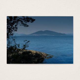 Orcas Island Business Card