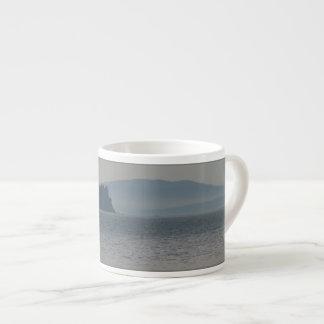 Orcas Island From Birch Bay Espresso Cup