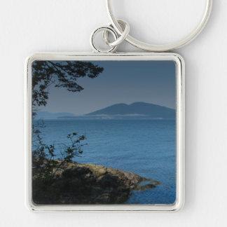 Orcas Island Keychain