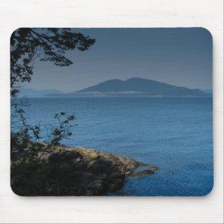 Orcas Island Mouse Pad