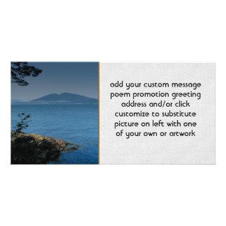 Orcas Island Photo Greeting Card