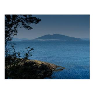 Orcas Island Postcard