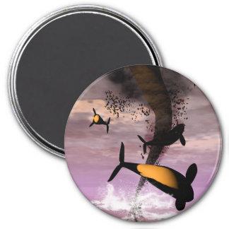 Orcas Fridge Magnets