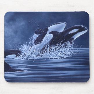 Orcas Mousepad