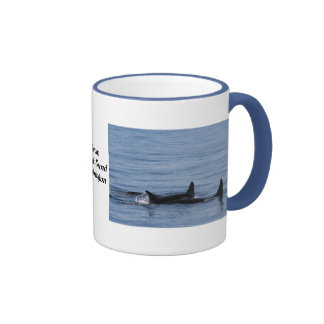Orcas of the Puget Sound Mugs