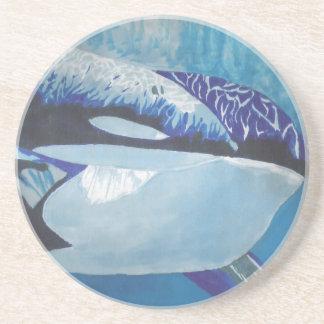 Orcas Posavasos Diseño