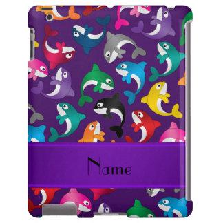Orcas púrpuras conocidas personalizadas del arco