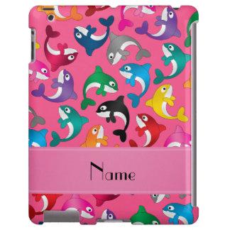 Orcas rosadas conocidas personalizadas del arco