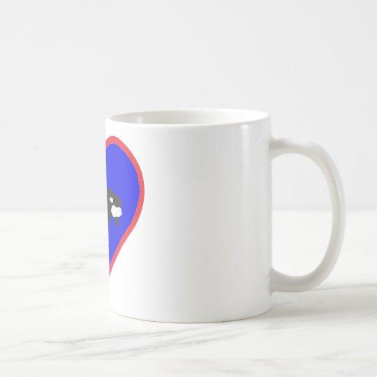 orcas taza de café